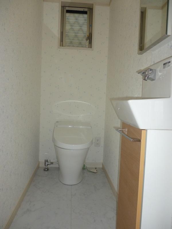 宮崎市S様邸-トイレ
