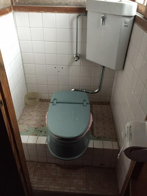 小林市Y様邸-トイレ改装前