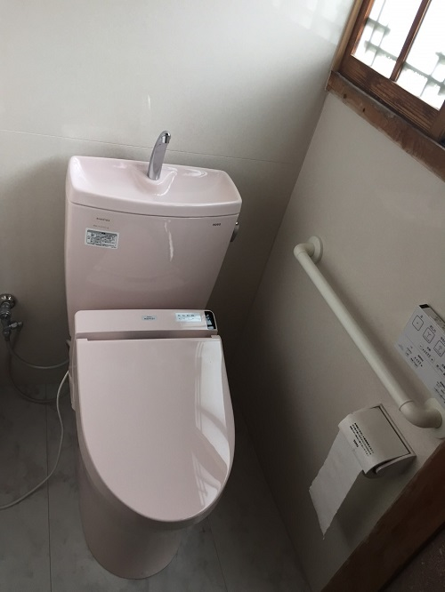 小林市Y様邸-トイレ改装後