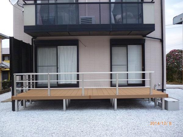 宮崎市Y様邸-外構工事後3