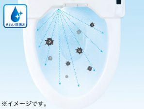 きれい除菌水 トイレ