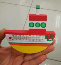 船の温度計